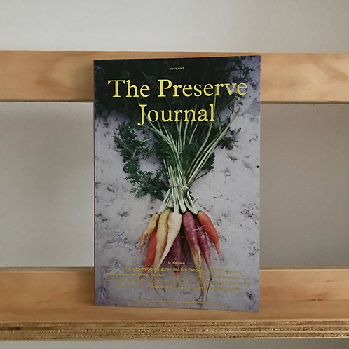 The Preserve Journal - Issue 2 - Reading Room