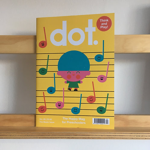 Dot Issue 20 Reading Room