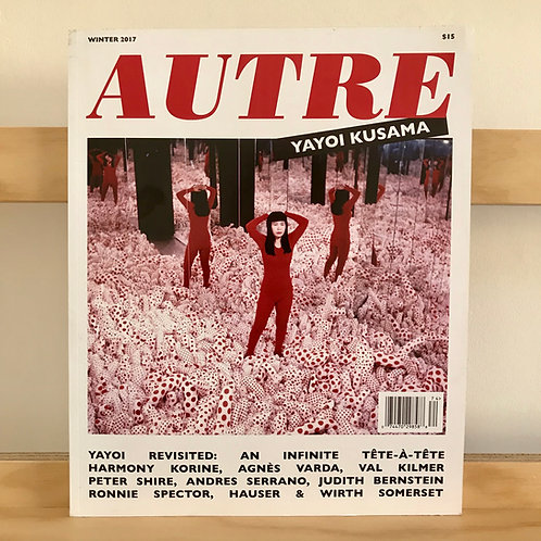 Autre Magazine - Issue 3 - Reading Room
