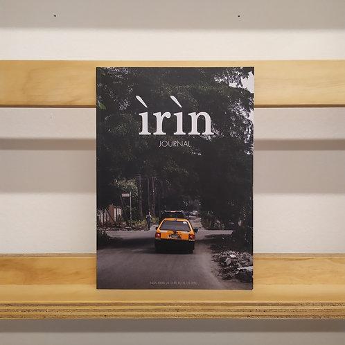 ìrìn journal Issue 1 Reading Room