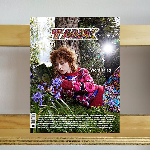 TANK Magazine - Issue 87 - Reading Room