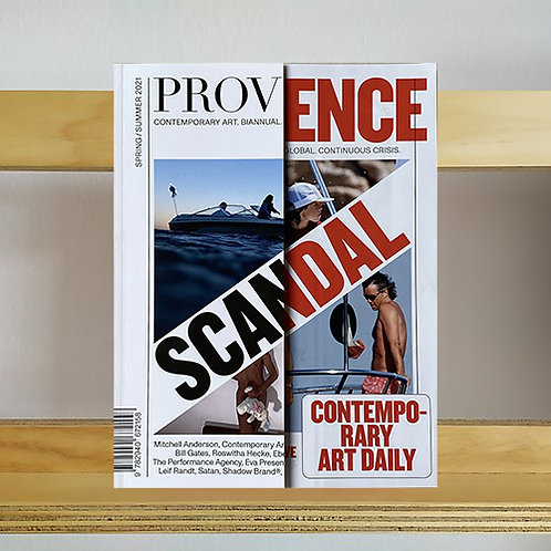 PROVENCE Magazine - Issue SS21 - Reading Room