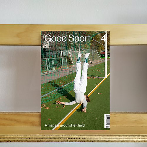 Good Sport Magazine - Issue 4 - Reading Room