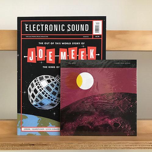 Electronic Sound Magazine - Issue 62 - Reading Room
