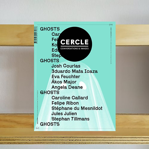 Cercle Magazine - Issue 8 Ghosts - Reading Room