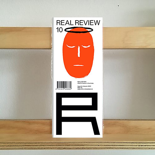Real Review Magazine - Issue 10 - Reading Room