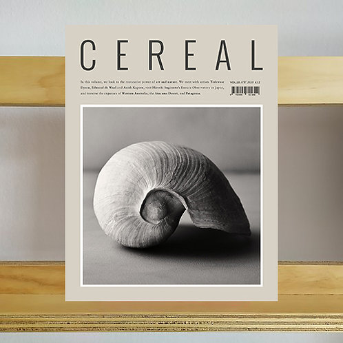Cereal Magazine - Issue 20 - Reading Room