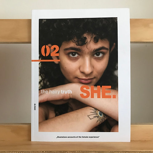 SHE Magazine - Issue 2 - Reading Room