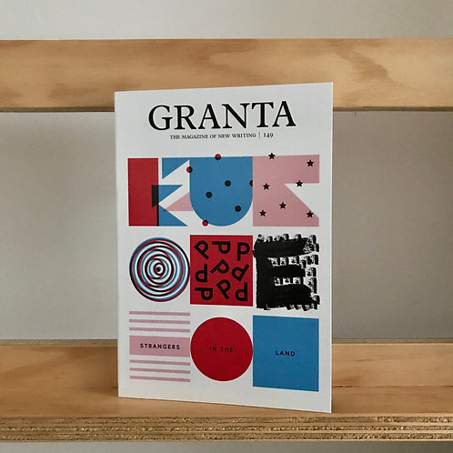 Granta Magazine - Issue 149 - Reading Room