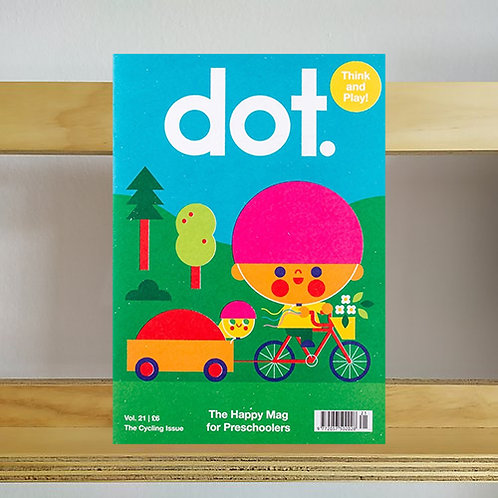 Dot Magazine - Issue 21 - Reading Room