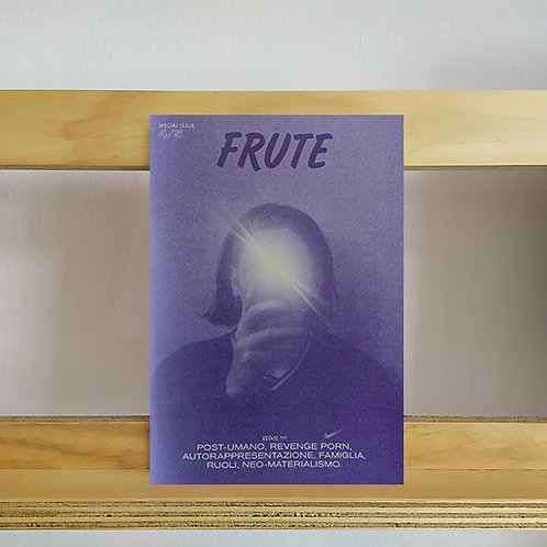 Frute Magazine - Issue 4 5 - Reading Room