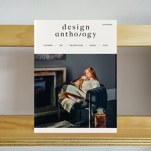 Design Anthology UK Magazine - Issue 7 - Reading Room