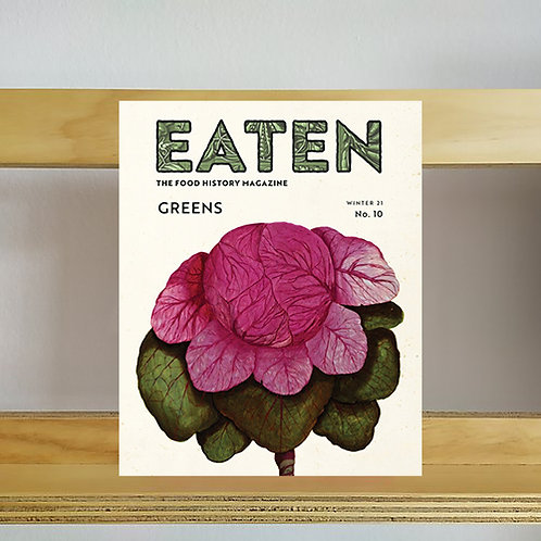 Eaten Magazine - Issue 10 - Reading Room