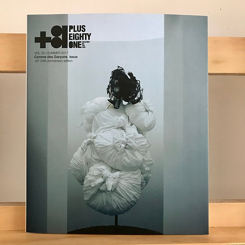 +81 Plus Eighty One Magazine - Issue 76 - Reading Room