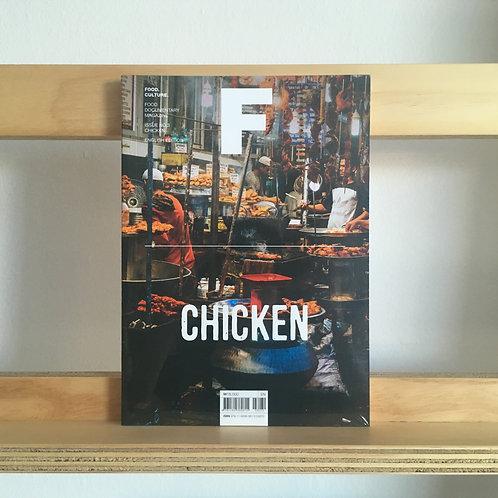 Magazine F - Chicken Issue - Reading Room