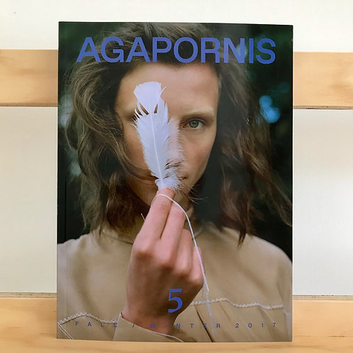 Agapornis - Issue 5 - Reading Room