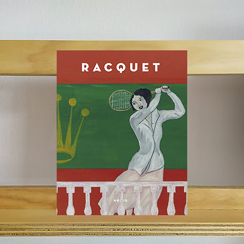Racquet Magazine - Issue 15 - Reading Room
