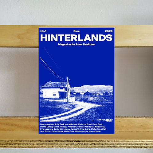Hinterlands Magazine - Issue 1 - Reading Room
