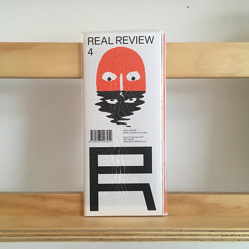 Real Review Issue 4 Reading Room