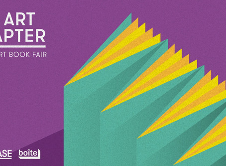 The ART Chapter - Milano Art Book Fair