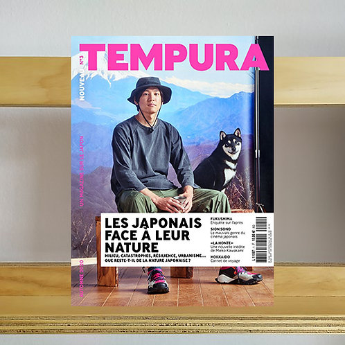 Tempura Magazine - Issue 3 - Reading Room