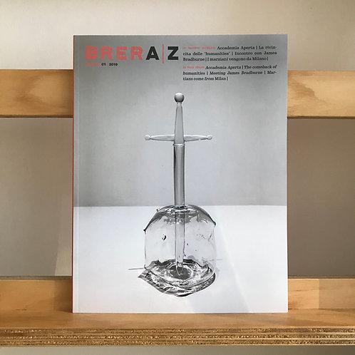 BRERA Z Magazine - Issue 1 - Reading Room