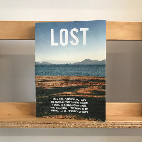 LOST Magazine - Issue 5 - Reading Room
