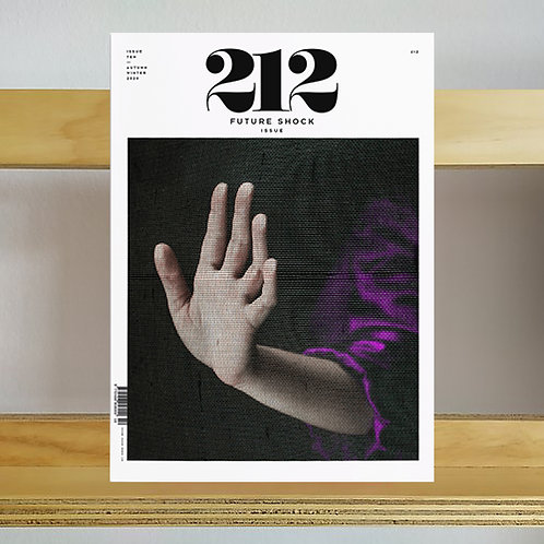 212 Magazine - Issue 10 - Reading Room