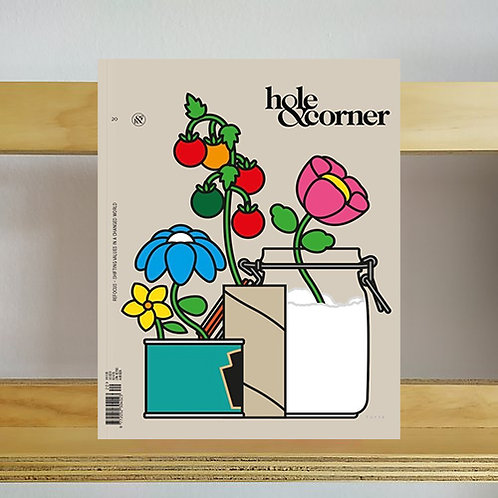 Hole & Corner Magazine - Issue 20 - Reading Room
