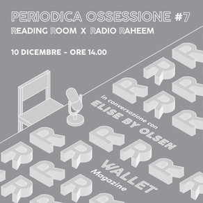 Periodica Ossessione #7 | Elise By Olsen (Wallet)