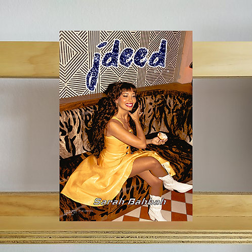 Jdeed Magazine - Issue 7 - Reading Room