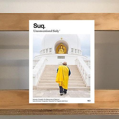 Suq. Unconventional Sicily Magazine - Issue 3 - Reading Room