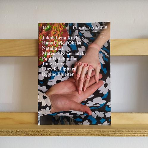 Camera Austria Issue 147 Reading Room