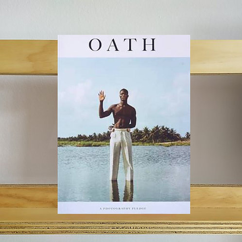 Oath Magazine - Issue 1 - Reading Room