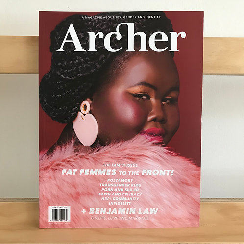 Archer Magazine - Issue 9 - Reading Room