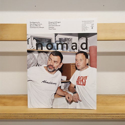 nomad Issue 8 Reading Room
