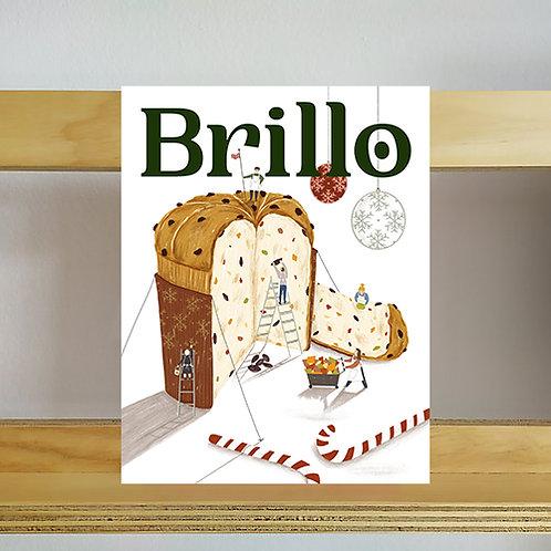 Brillo Magazine - Issue 6 - Reading Room
