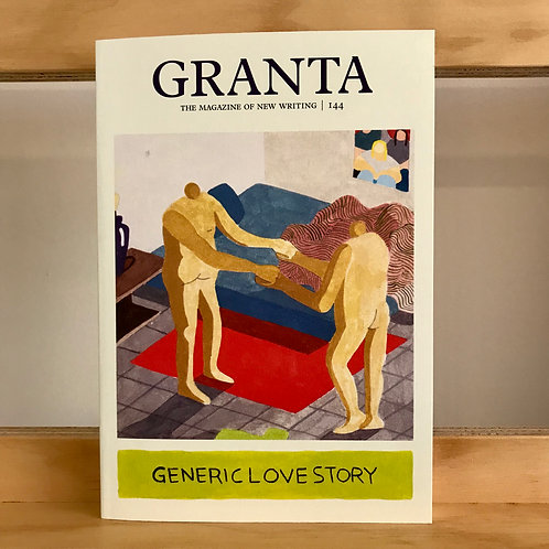 Granta Magazine - Issue 144 - Reading Room