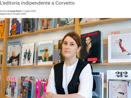 Zero | L'editoria indipendente a Corvetto