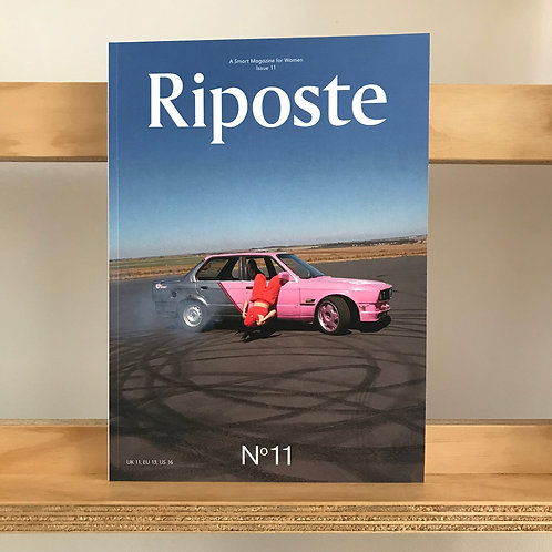Riposte Magazine - Issue 11 - Reading Room