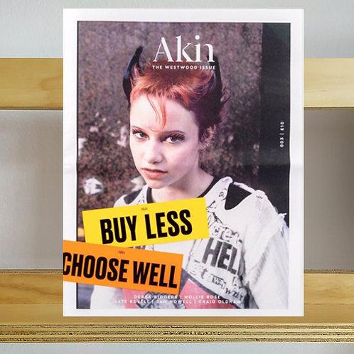 Akin Magazine - Issue 3 - Reading Room