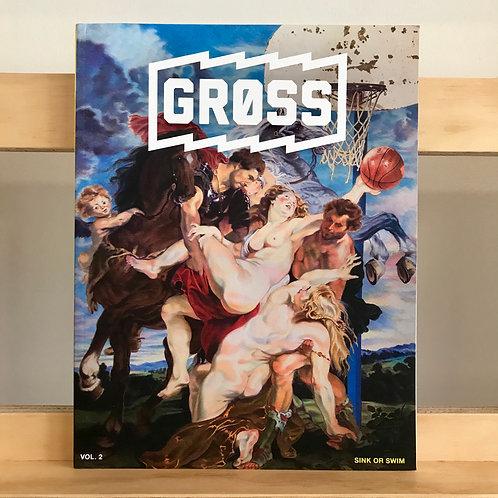 GRØSS Magazine - Issue 2 - Reading Room