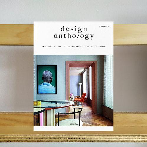 Design Anthology UK Magazine - Issue 6 - Reading Room