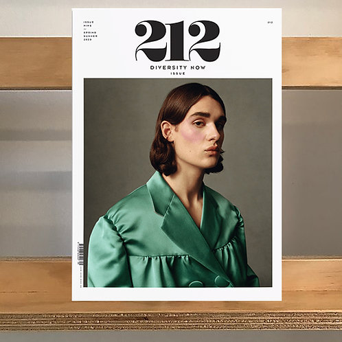 212 Magazine - Issue 9 - Reading Room