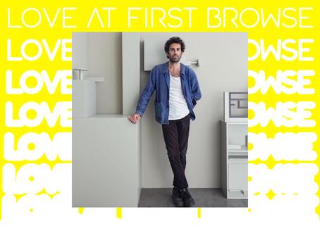 Love at First Browse / Luca Lo Pinto