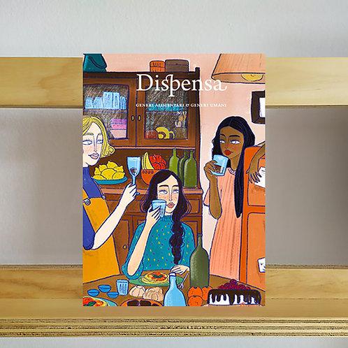 Dispensa Magazine - Issue 12 - Reading Room