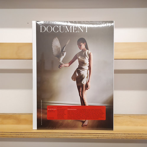 Document Journal Issue 15 Reading Room