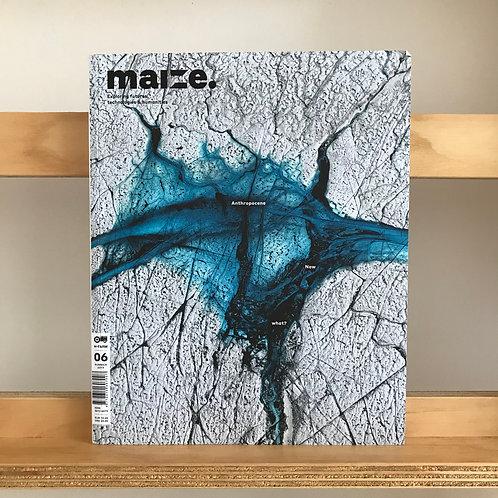 Maize Magazine - Issue 6 - Reading Room