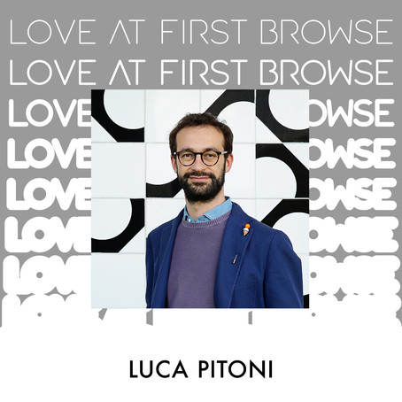 Love at First Browse / Luca Pitoni
