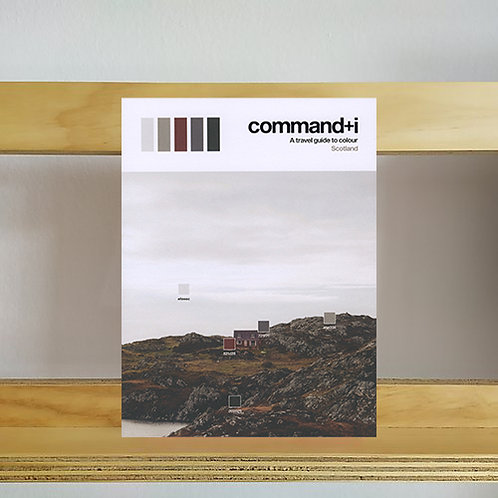 Command+i Magazine - Scotland Issue - Reading Room